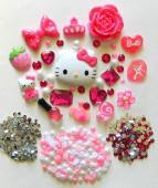 Hello Kitty Smartphone Bling