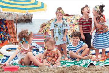 Dolce & Gabbana Childrenswear Summer 2013