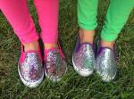 Friday Fresh Picks: Favorite Shoe for Fall - The Glitter Slip-On