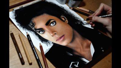 Dessin Michael Jackson