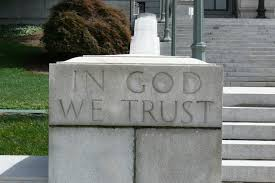 In God We Trust at Capitol