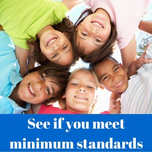 Minimum Standards for Foster Parenting