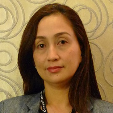 Katherine Racadio | Head-Main Office at Maybank