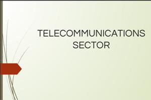 Telecommunications Sector