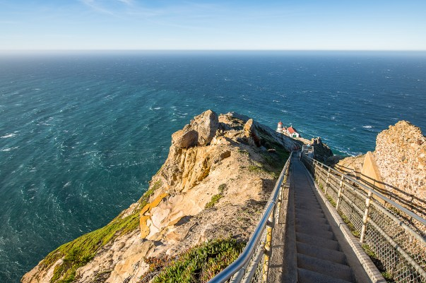 The Point Reyes Lighthouse is a short but unforgettable detour from Highway 1.