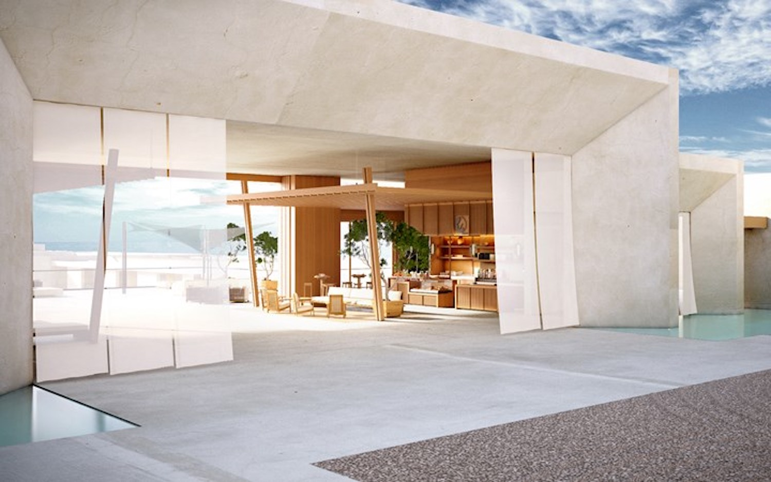 When Nobu Hotel Los Cabos opened on July 1, Americans made up the bulk of the guests.