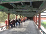 Serious games in the Temple of Heaven