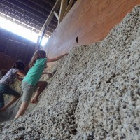 Life on the Farm: The Cotton Pile