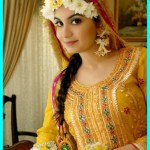 Bride Dresses 2016 In Pakistan