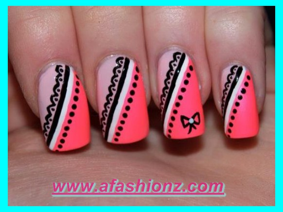 Nail Art Designs 2016 11 At 570 537 In Latest