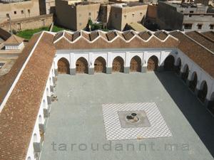 masjid-a3dam2 المسجد الأعظم بتارودانت المزيد