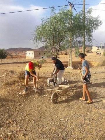 20993882_10212565006934008_1693720676379950897_n صور من حملة البيئة و النظافة التي يقوم بها شباب افيان في إطار الملتقى الصيفي السنوي لأبناء افيان أخبار آفيان