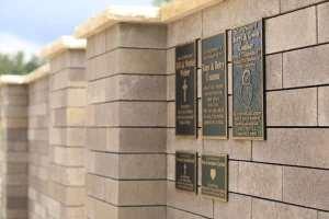Cova da Iria Plaque memorial wall
