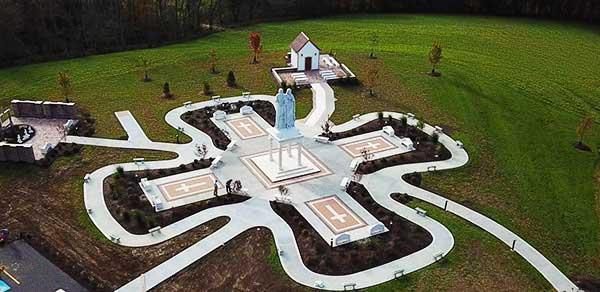 Holy Family of Fatima Prayer Site