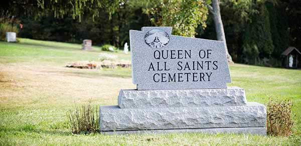 Queen of All Saints Cemetery