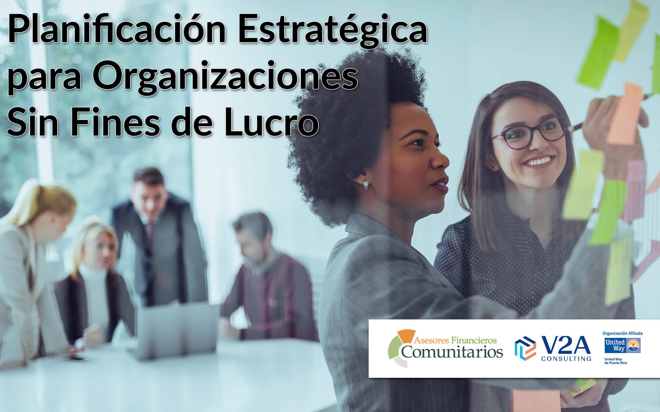 Planificación Estratégica para Organizaciones Sin Fines de Lucro
