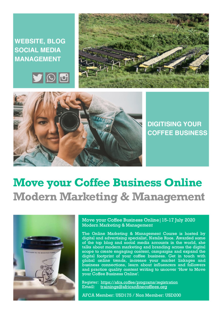 thumbnail of How to Move your Coffee Business Online _ Modern Marketing & Management