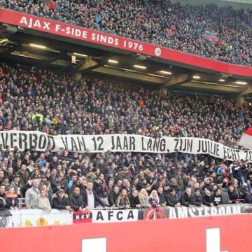 Demonstratie Den Haag 24 februari.