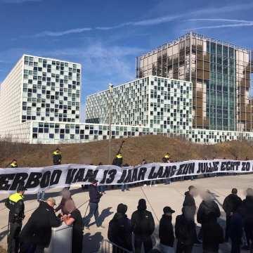 Demonstratie Den Haag 24 februari