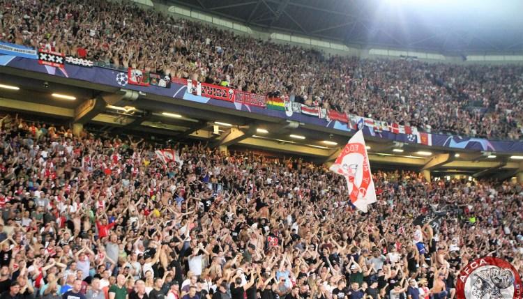 Fotoverslag AFC Ajax – Apoel