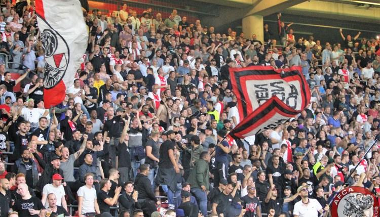 Fotoverslag AFC Ajax – FC Emmen