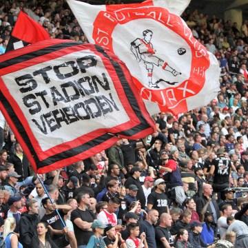 Fotoverslag AFC Ajax – SC Heerenveen