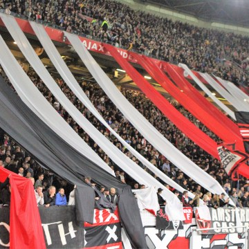 Fotoverslag AFC Ajax – FC Groningen