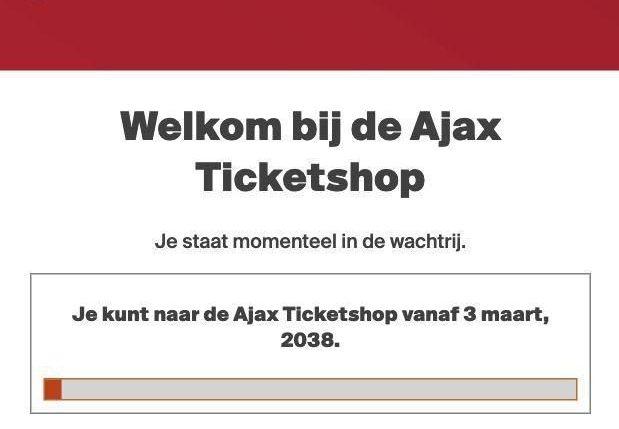Problemen met de Ajax-app