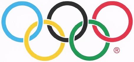 Albertville 1992 anneaux olympiques logo