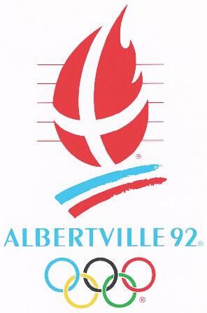 Albertville 1992 logo
