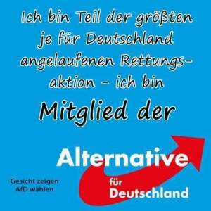 Informiert Euch unter info@afd-los.de!