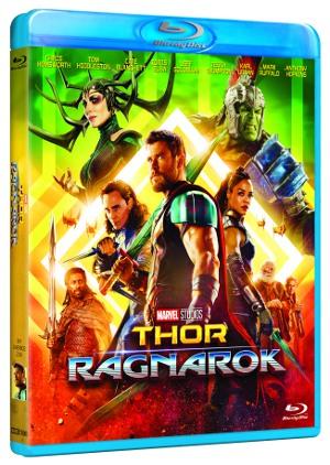 Thor affronta il Ragnarok dal 7 Marzo... in 7.1