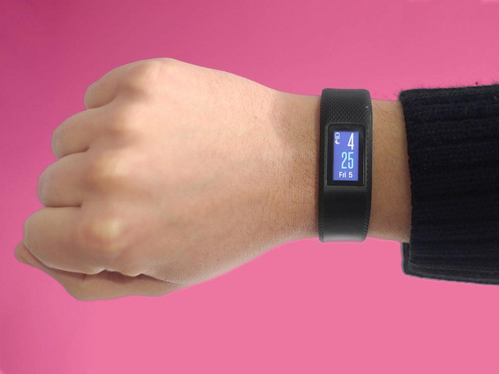 Garmin Vivosport: un po' fitness tracker, un po' smartwatch