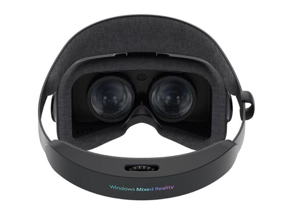 Asus Windows Mixed Reality, arriva il visore senza sensori esterni