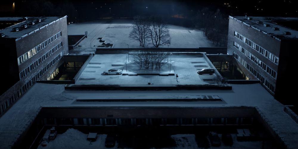 L'uomo di neve [Blu-ray]