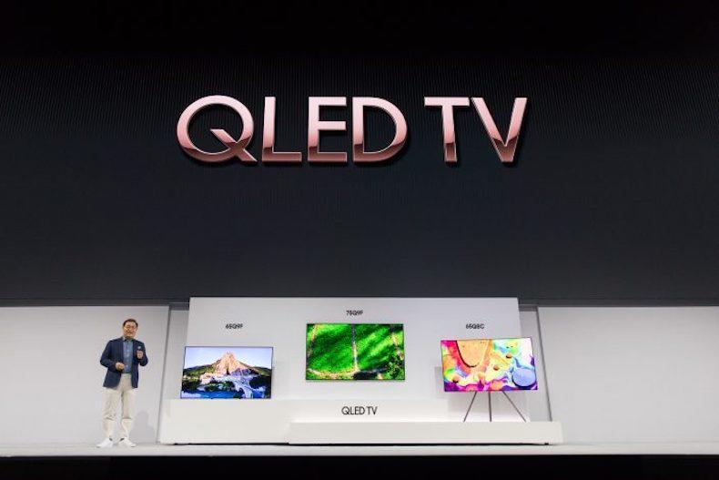 Samsung QLED 2019: affiorano i nomi delle nuove funzioni