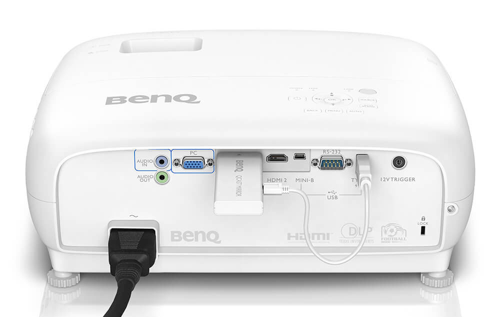 BenQ TK800: ecco il proiettore 4K-HDR da 1299 euro