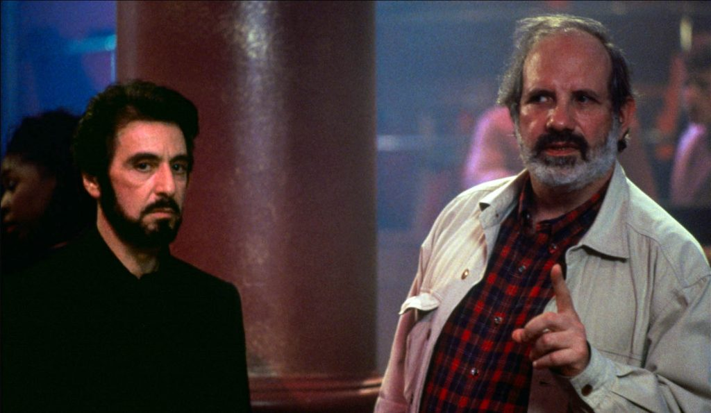 Carlito's Way Brian De Palma Al pACINO