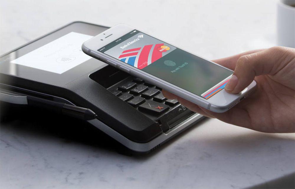 NFC apple pay