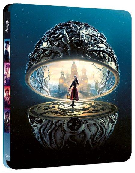 Lo schiaccianoci e i quattro regni: DVD e Blu-ray dal 27 febbraio