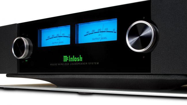 McIntosh RS200: lo streamer all-in one che funge anche da soundbar
