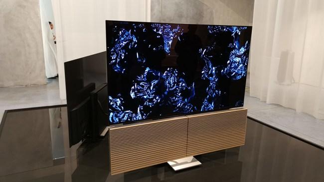 TV Beovision Harmony da 65'': 13500 euro possono bastare?