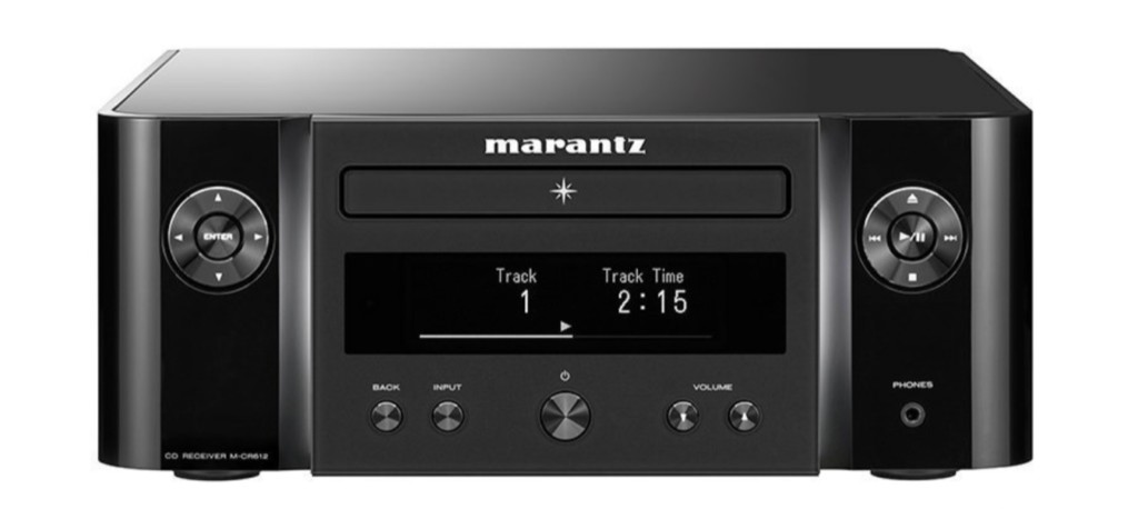 Marantz Melody X: lo stereo all-in-one amante dell'audio hi-res