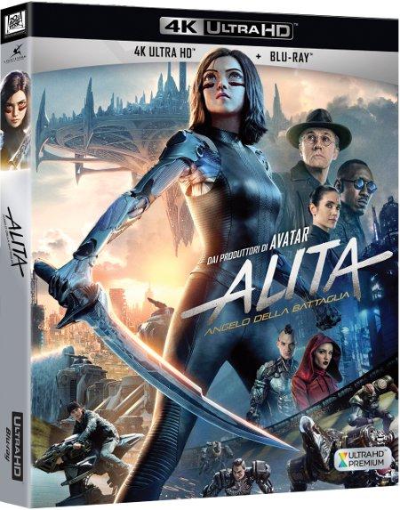Alita 4K