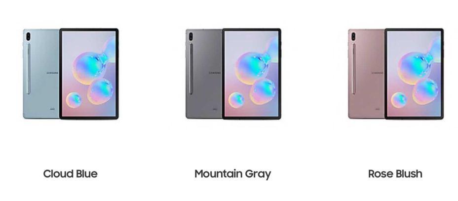 Samsung Galaxy Tab S6 in Italia: prezzo e dettagli