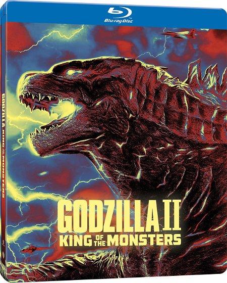 Godzilla KOTM