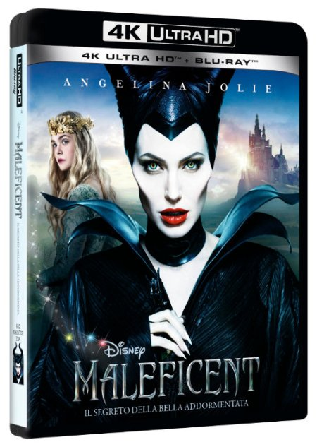 Ant-Man e Maleficent in 4K: i dati tecnici