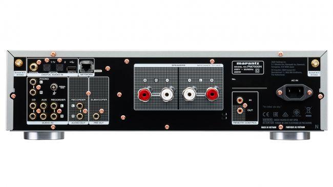 Amplificatore-streamer Marantz PM7000N – La recensione