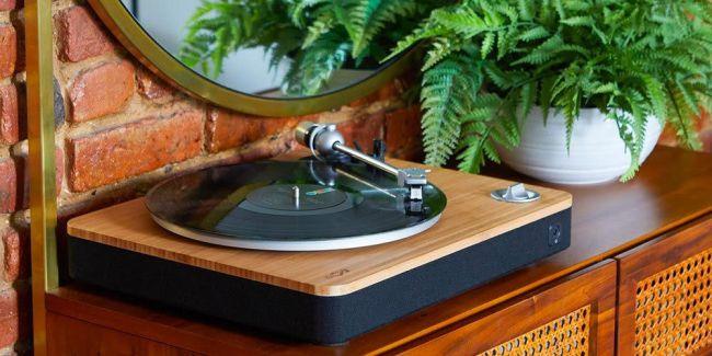 IFA 2019: giradischi, speaker e cuffie wireless per The House of Marley