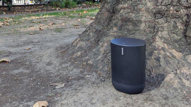 Speaker Bluetooth Sonos Move – La recensione